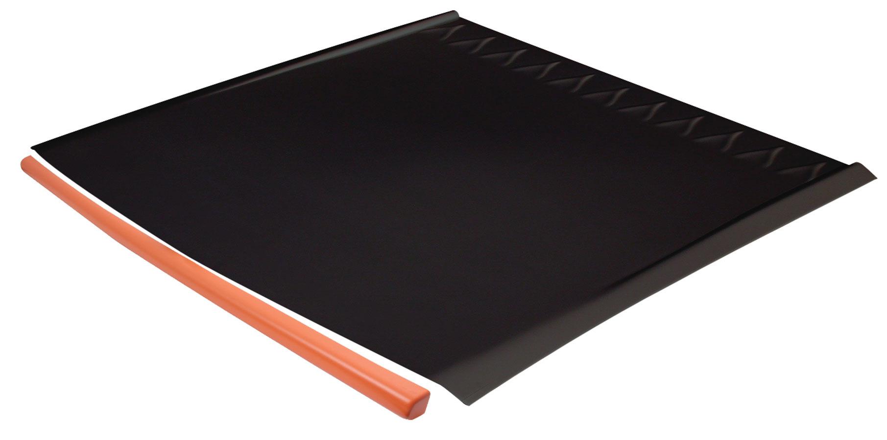 Fivestar MD3 L/W Dirt Roof Black w/Bright Orange Cap