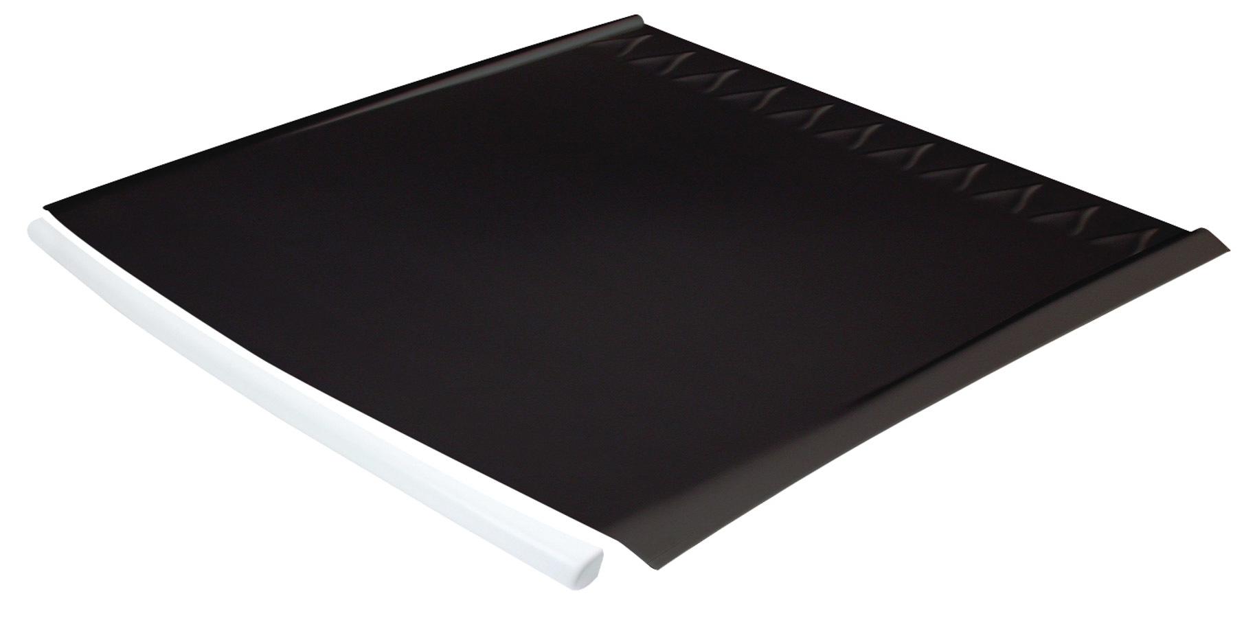 Fivestar MD3 L/W Dirt Roof Black w/White Cap