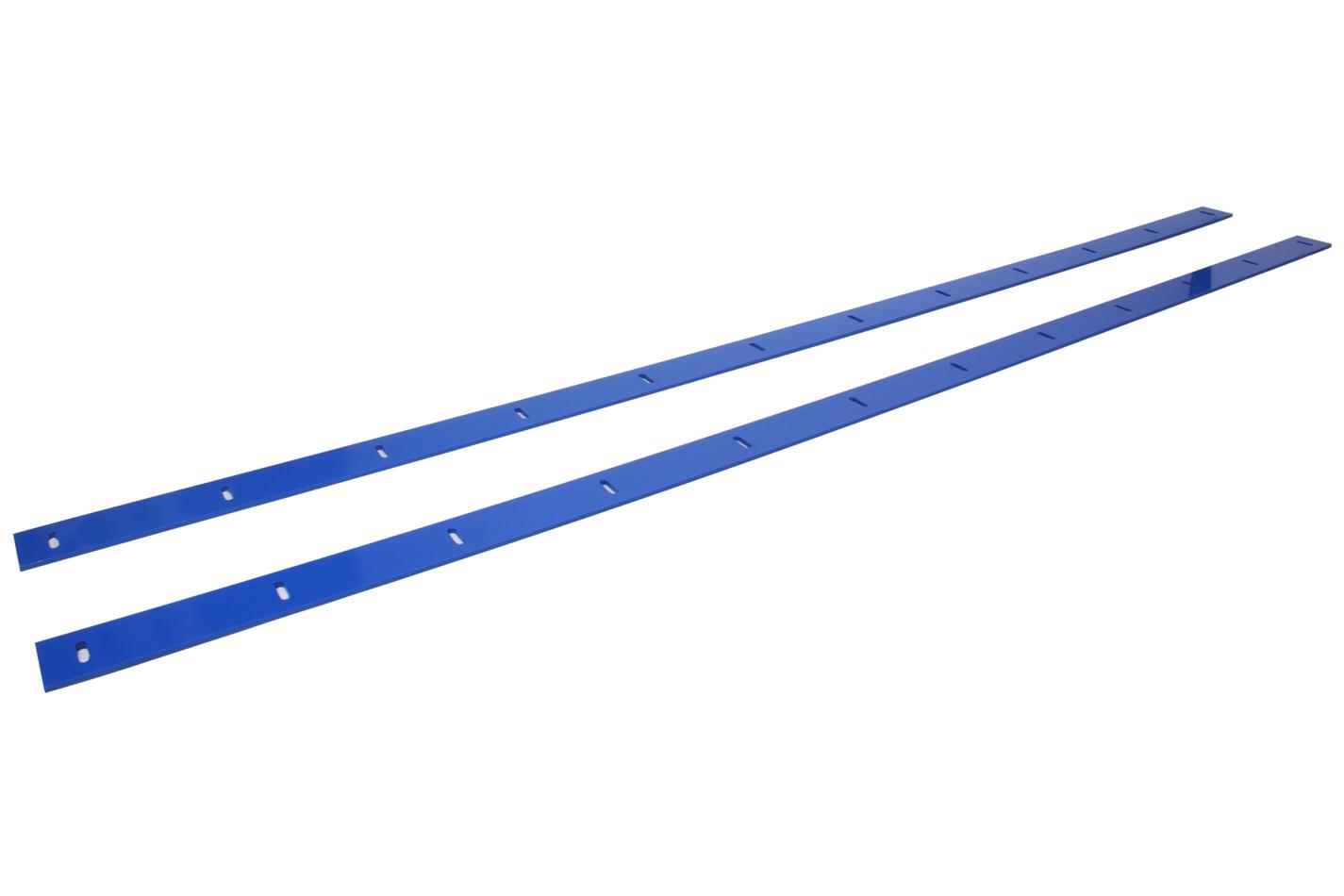 Fivestar 2019 LM Body Nose Wear Strips Chevron Blue