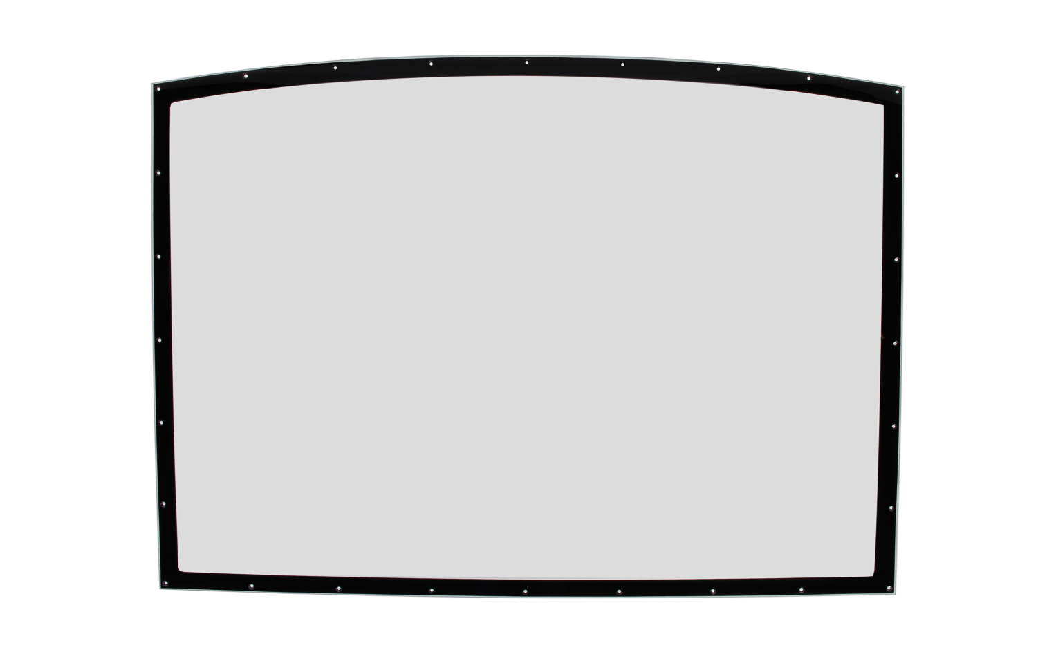Fivestar 2019 LM Rear Window Coat ed Cut Drilled W/Black