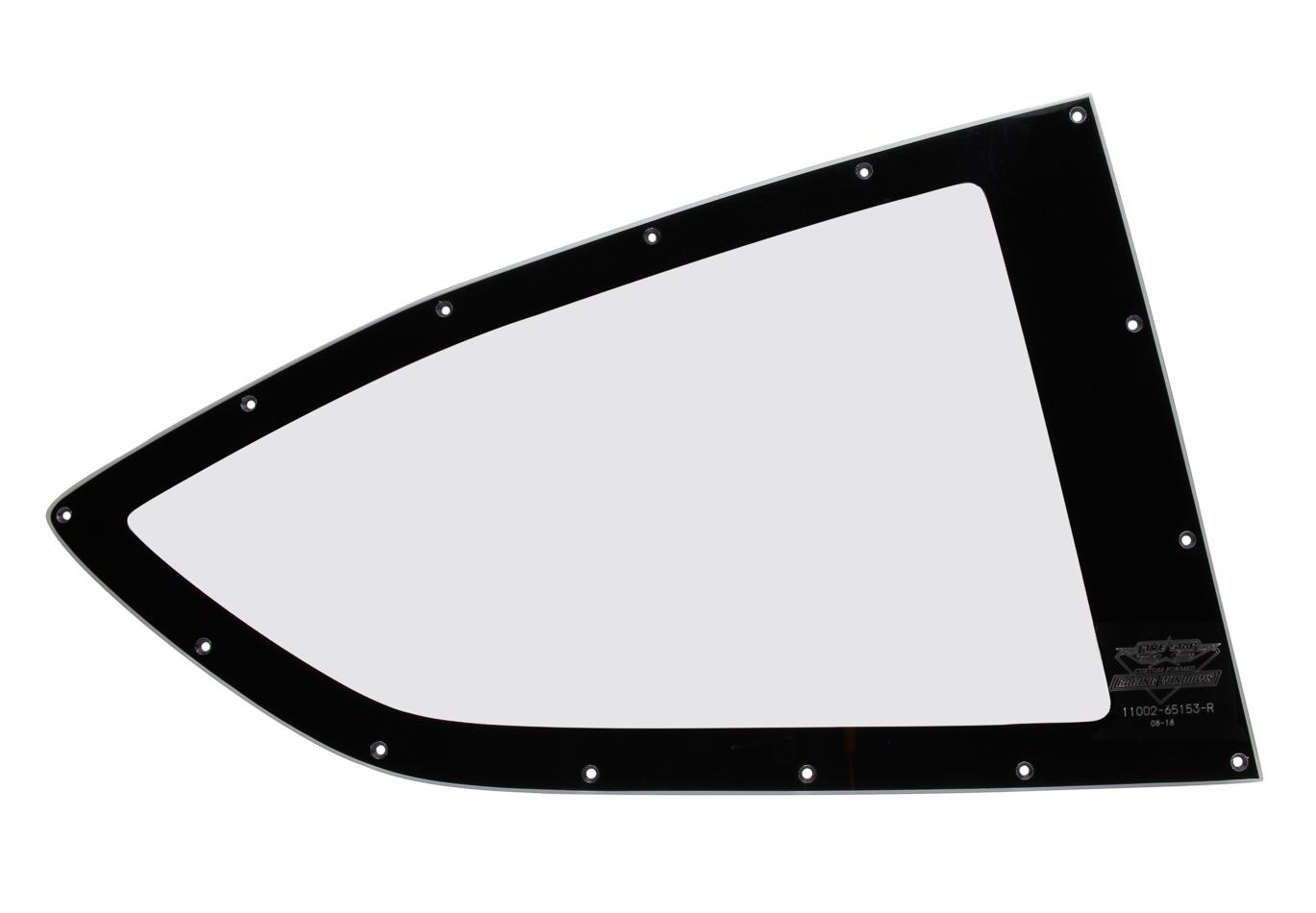 Fivestar 2019 LM Qtr Window Right Cut Drilled W/Blackout