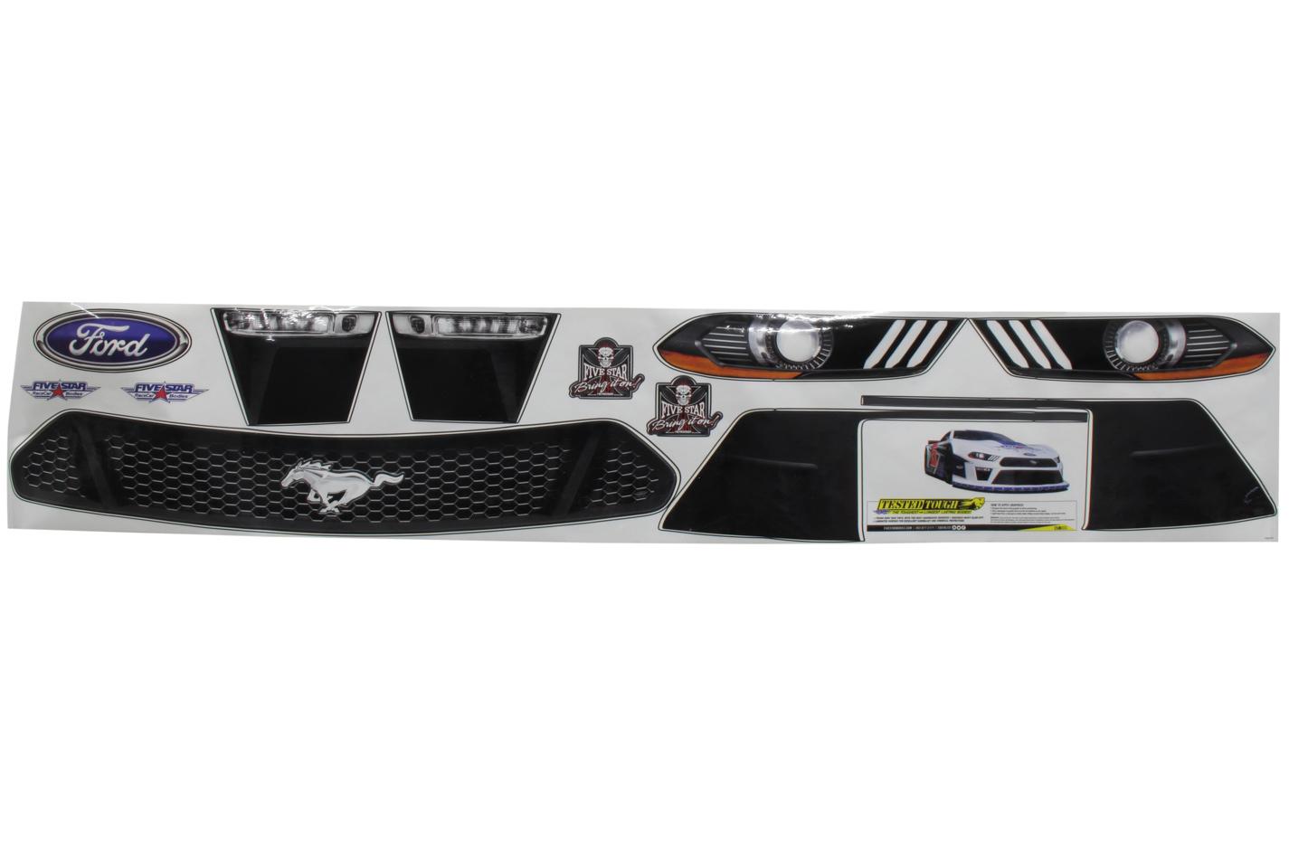 Fivestar 2019 LM Mustang Nose ID Kit