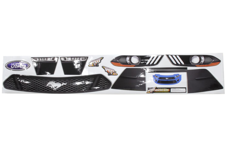 Fivestar Nose ID Kit Mustang Street Stock MD3