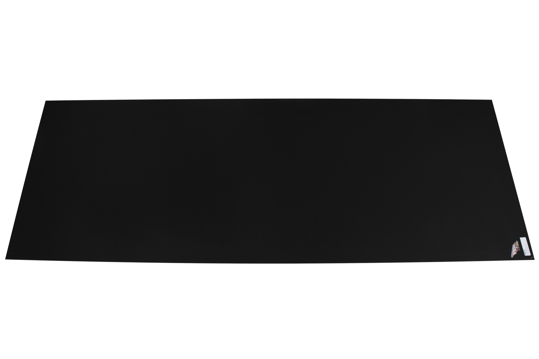Fivestar Filler Panel Hood DLM Black Plastic