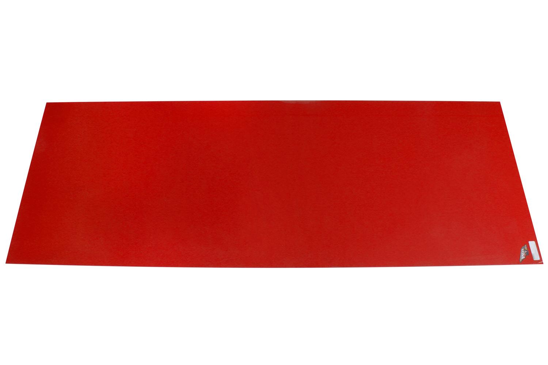 Fivestar Filler Panel Hood DLM Red Plastic