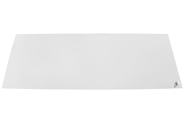 Fivestar Filler Panel Hood DLM White Plastic