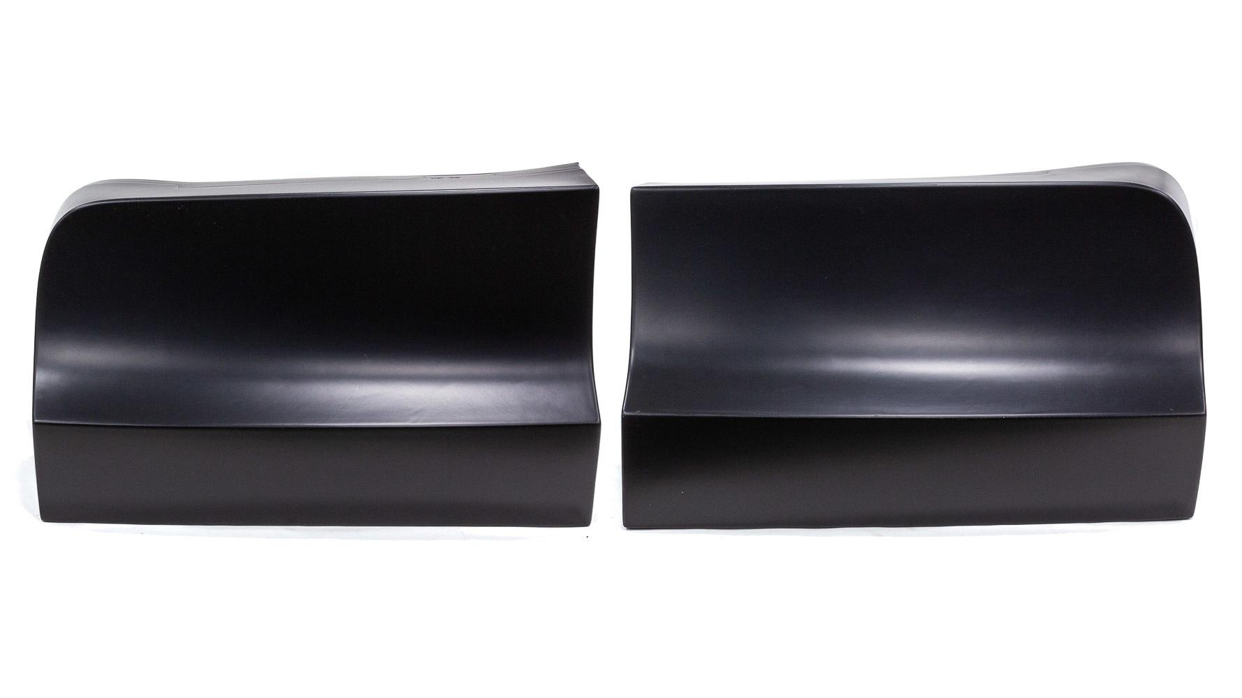 Fivestar ABC Rear Bumper Cover Plastic Black