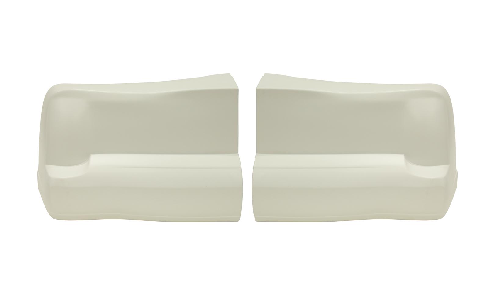 Fivestar 00 Monte Carlo Bumper Cover White Plastic