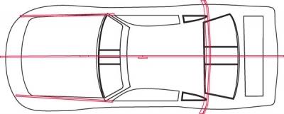 Fivestar ABC Wood Template Set Impala