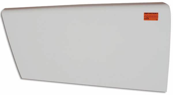 Fivestar ABC Door Aluminum White Right