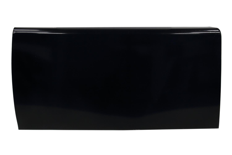 Fivestar Door Left Aluminum Black Extra Long