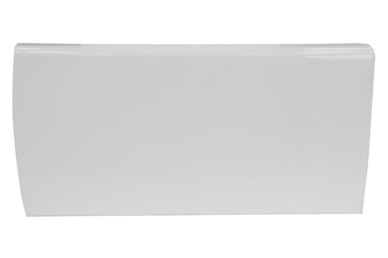 Fivestar Door Left Aluminum White Extra Long