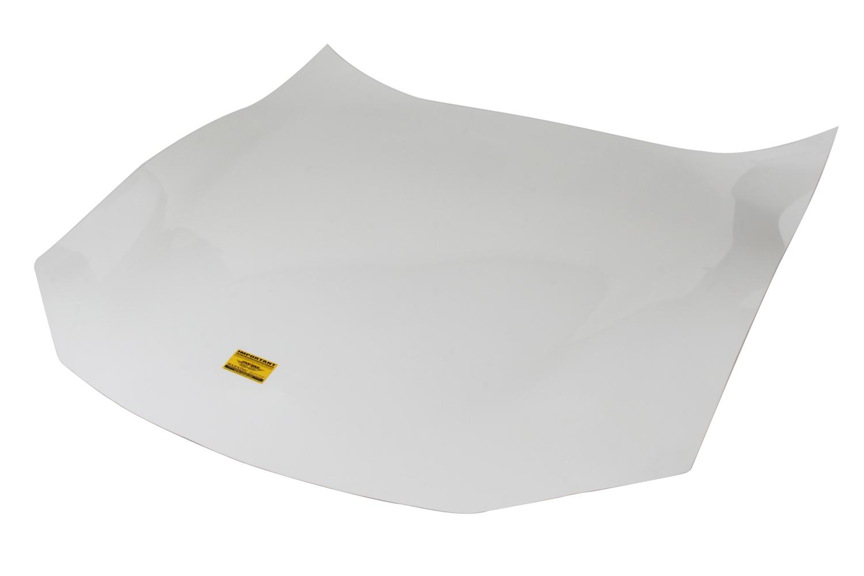 Fivestar ABC Flat Hood Std Weight Composite White