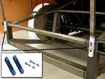 Fivestar Rear Deck Slider Kit