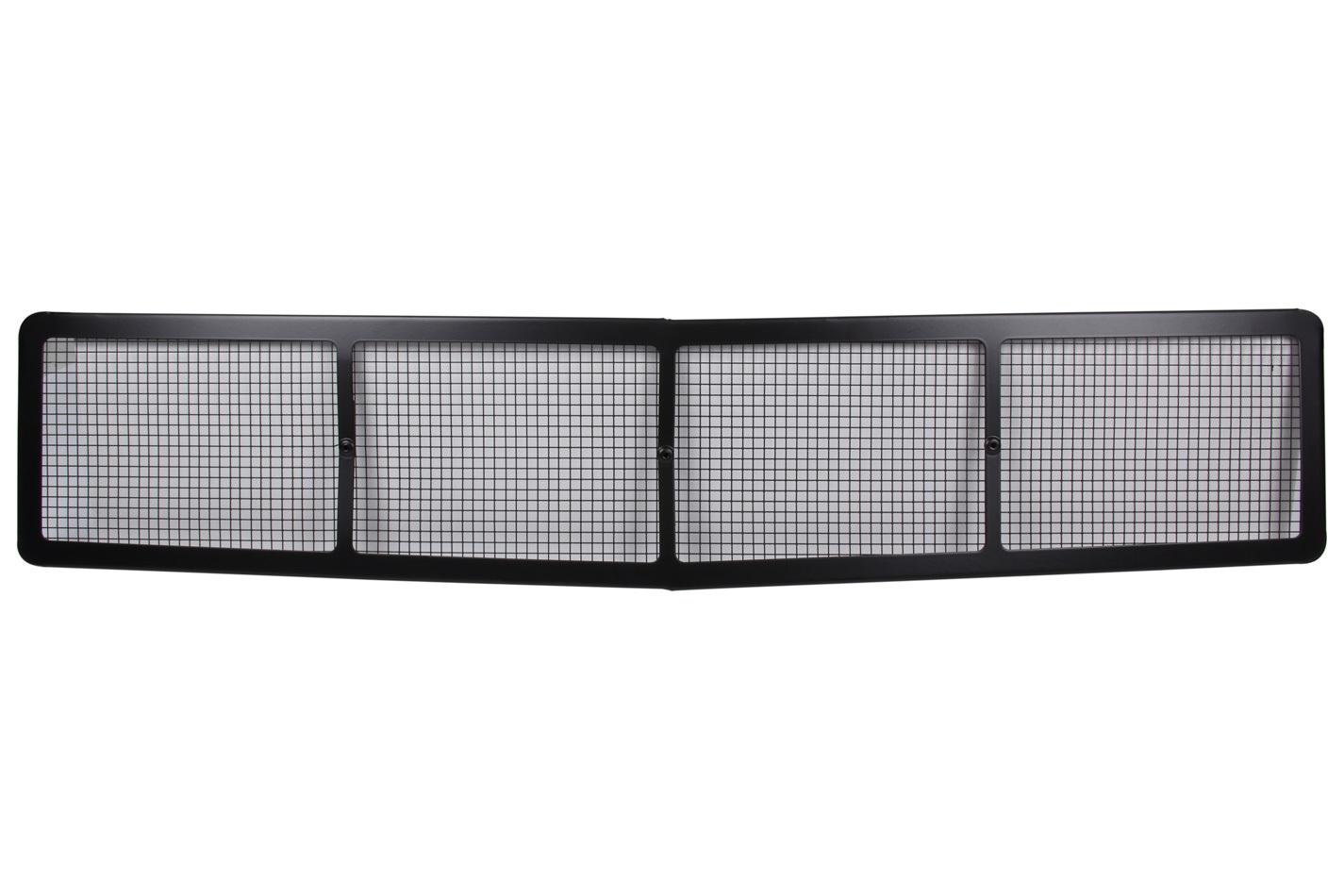 Fivestar 2019 Truck Nose Screen Lower 1/4in Mesh Black