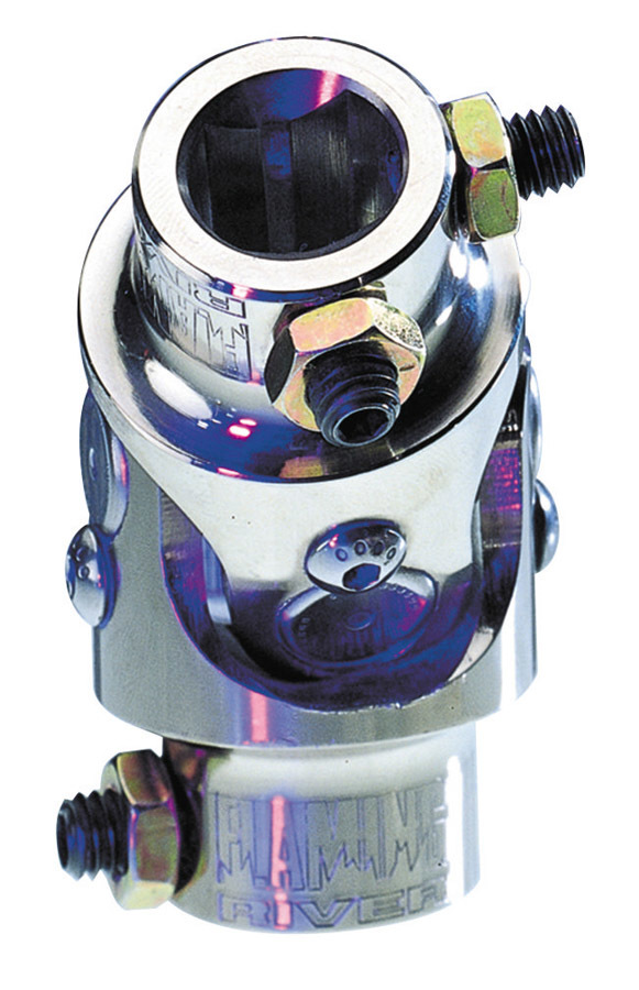 Flaming River Steering U-Joint 3/4in-36 x 3/4in Smooth