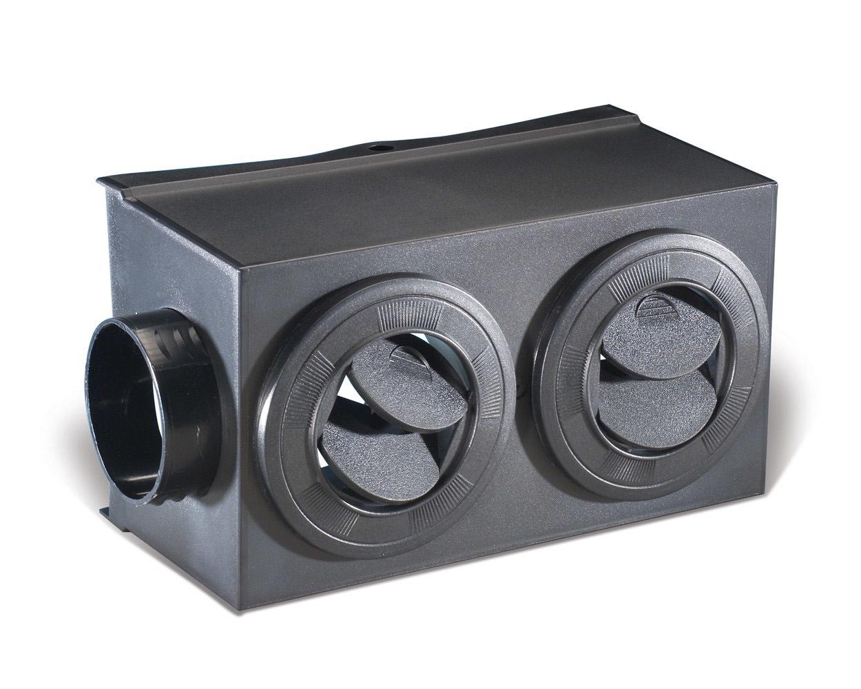 Flex-a-lite Mojave Heater Plenum Box
