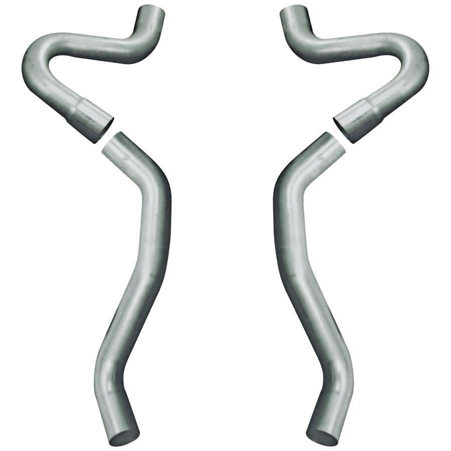 Flowmaster Tail Pipe Kit- 3in 68-72 GM A-Body