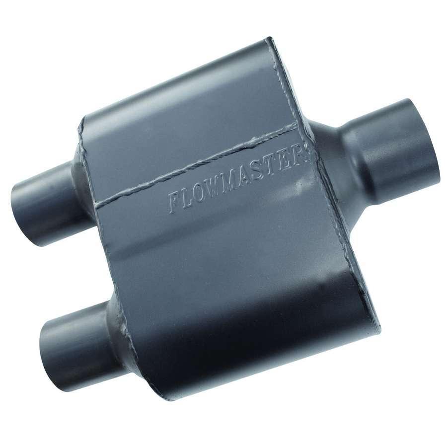 Flowmaster Super 10 Series Muffler 3in Center In/Dual 2.5