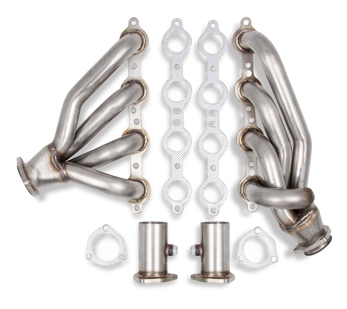 Flowtech Exhaust Hearder Set - GM LS Swap 82-04 GM S10 Trk