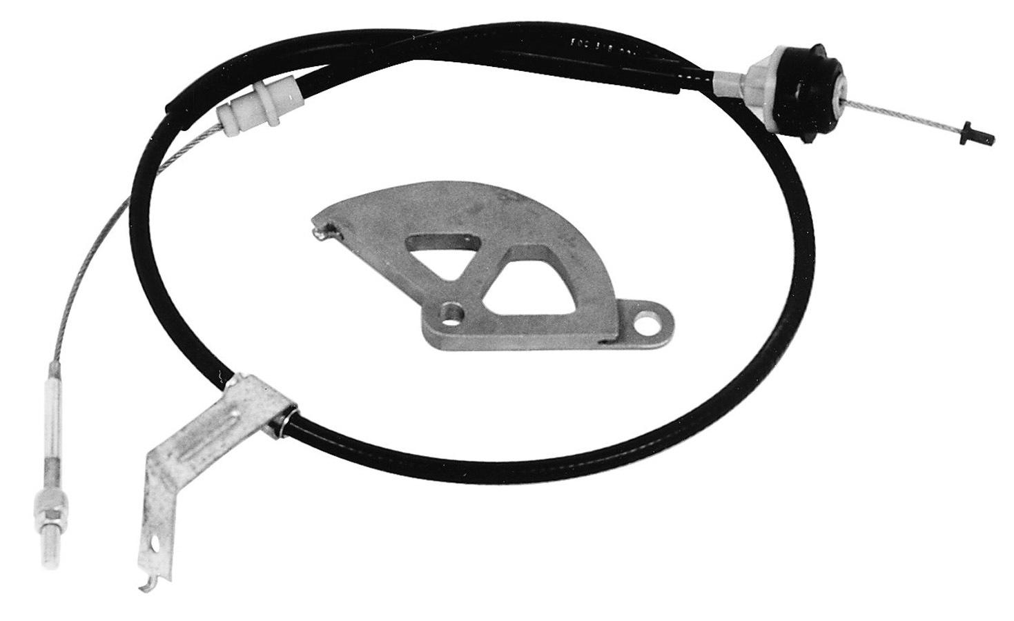 Ford Adjustable Clutch Linkag