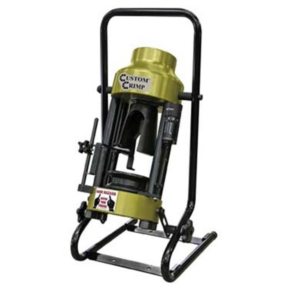 Fragola Crimp Machine w/ Hand Pump