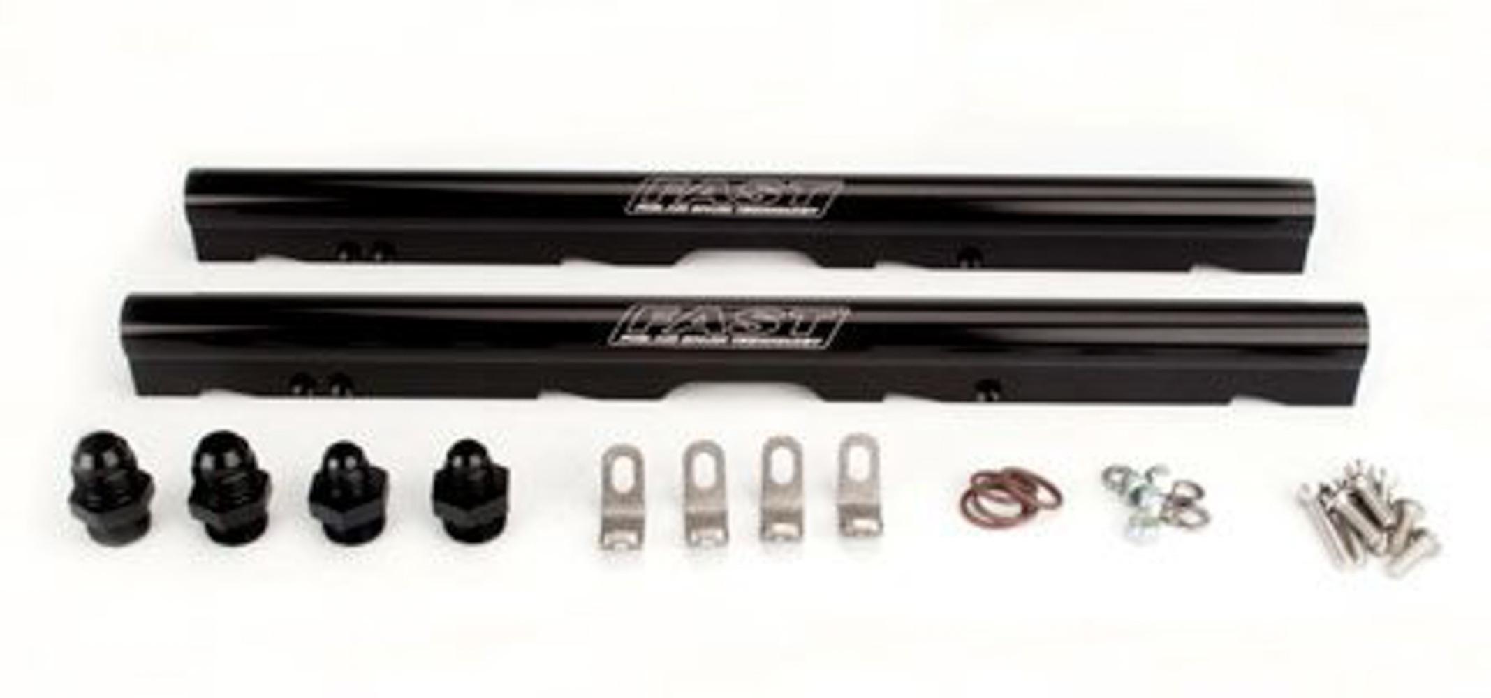 Fast Electronics Billet Fuel Rail Kit for LS2 LSXr 102mm Intake