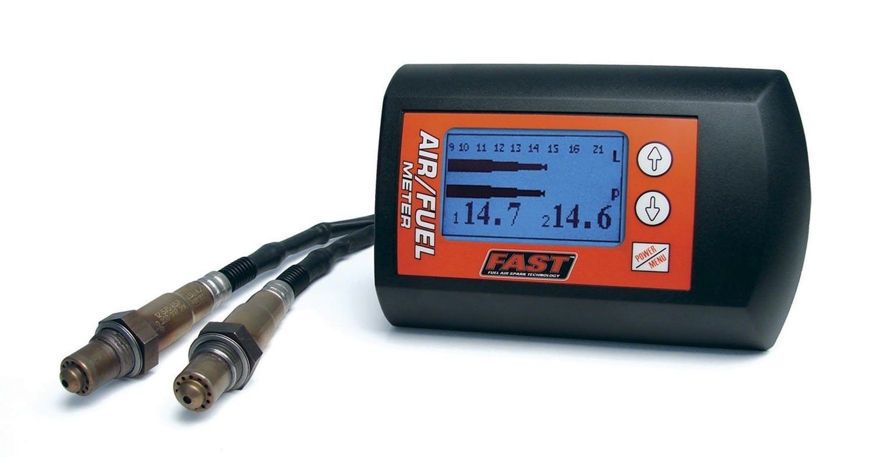 Fast Electronics Air/Fuel Meter - Dual Sensor