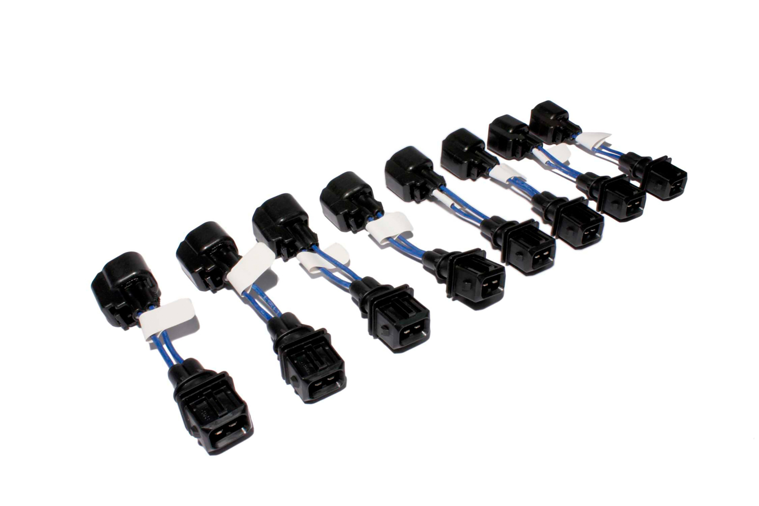 Fast Electronics Injector Adapter Harness USCAR to Minitimer (8pk)