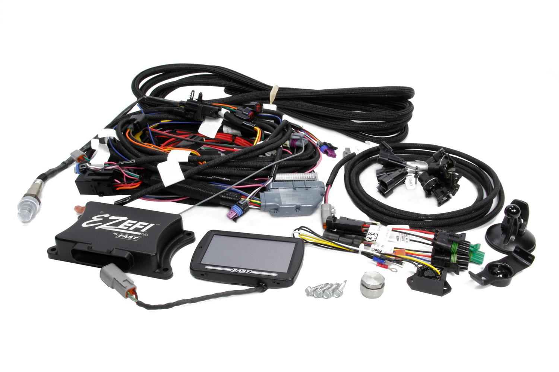 Fast Electronics EZ EFI Kit - Multi-Port Retro-Fit - Color