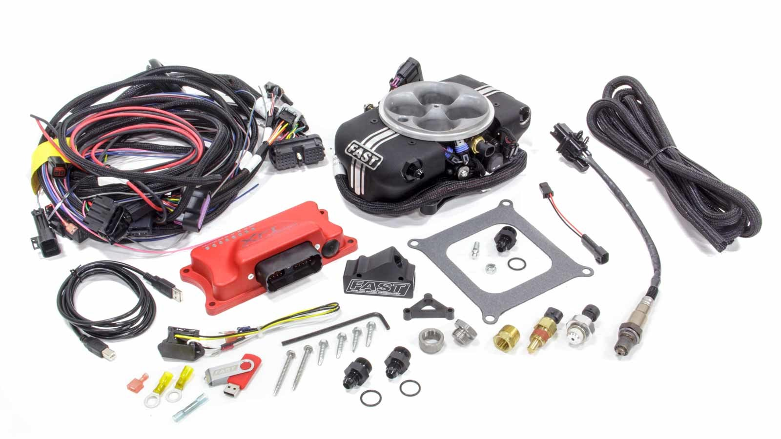 Fast Electronics EFI Sportsman Throttle Body Eng. Control System