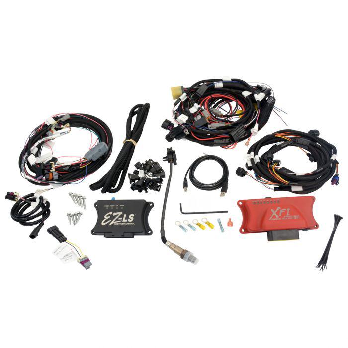 Fast Electronics XFI Sportsman EFI System GM LS Engines