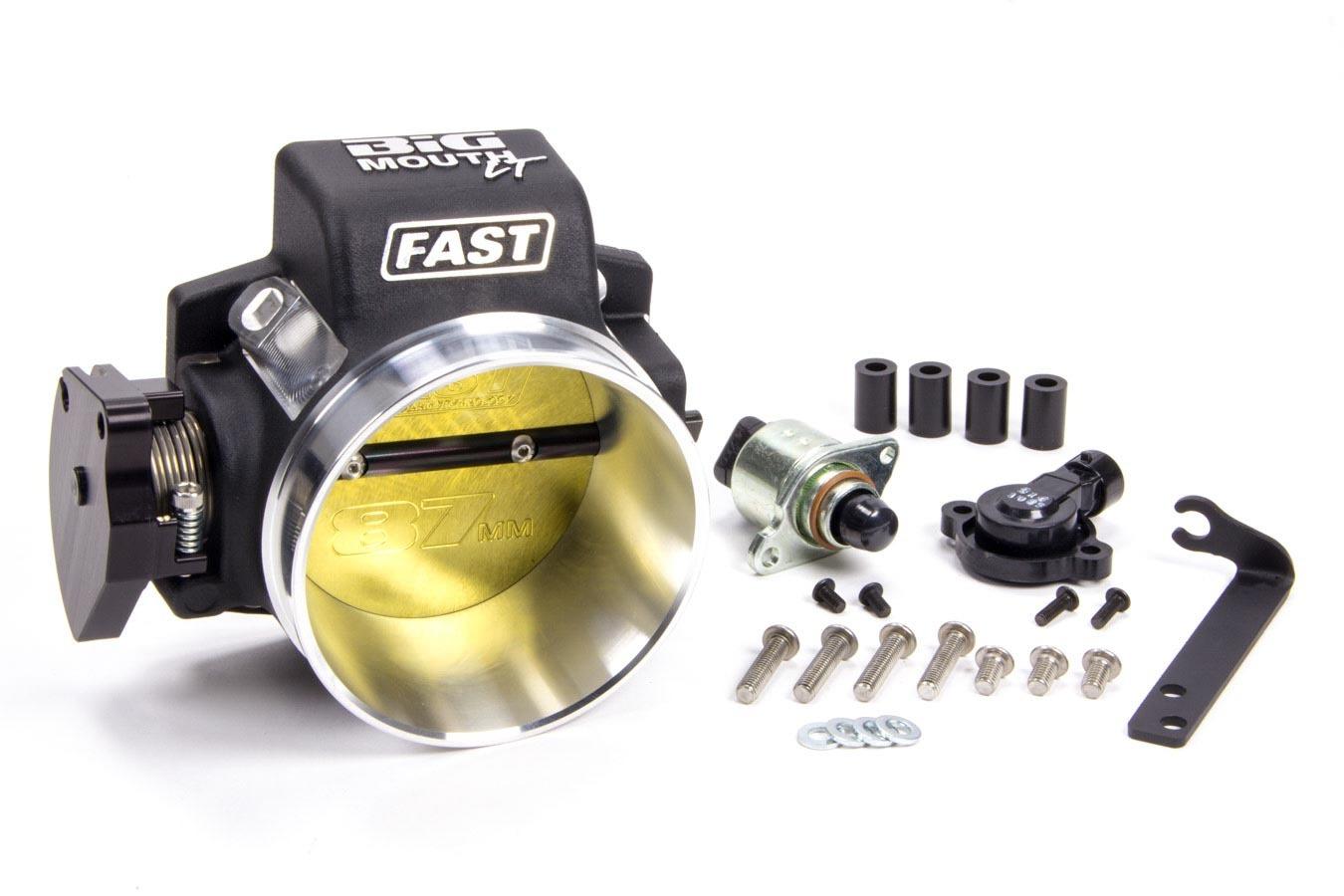 Fast Electronics Throtte Body Big Mouth LT 87mm Chrysler Hemi