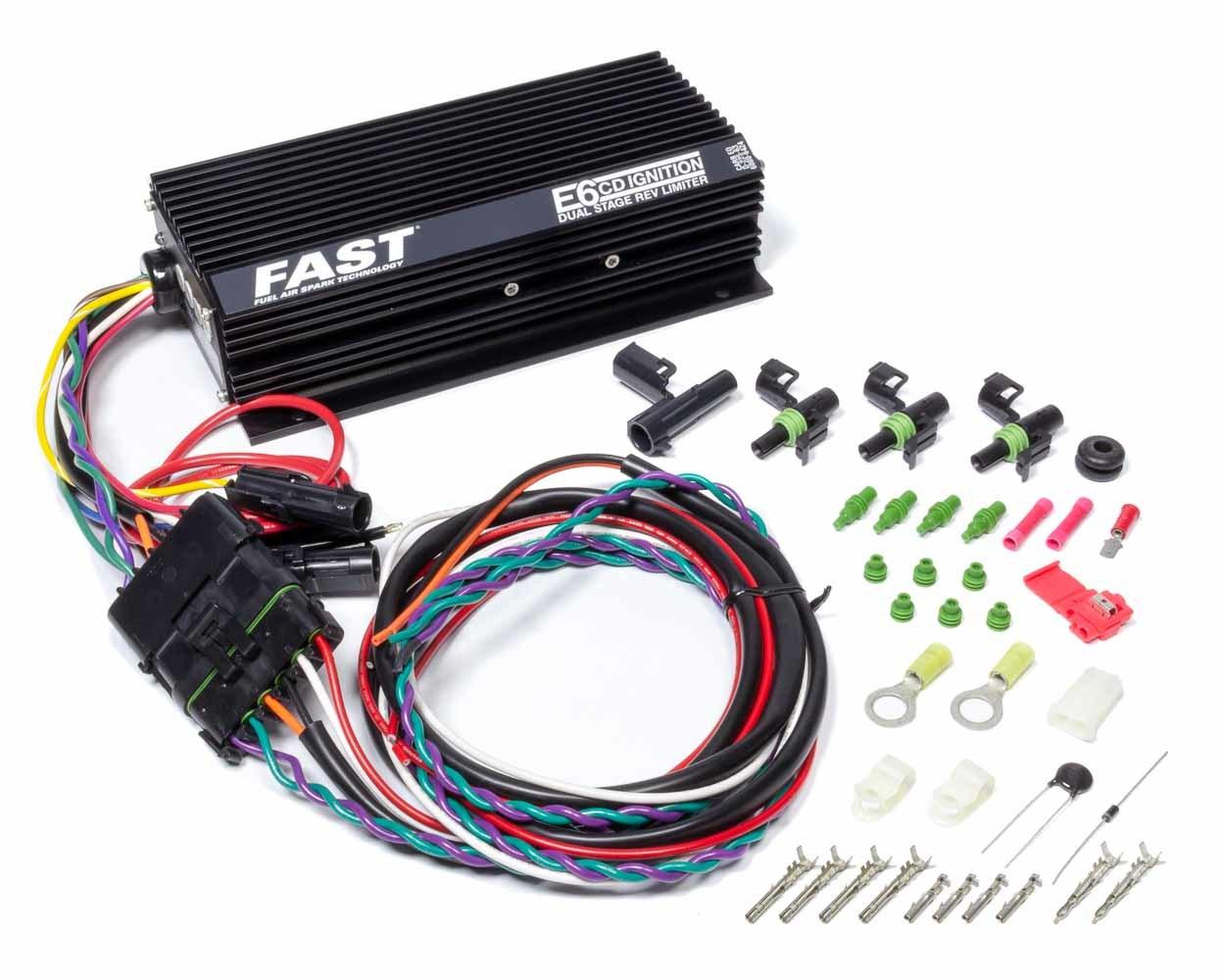 Fast Electronics HI-6DSR Multi-Spark CD Ignition Box