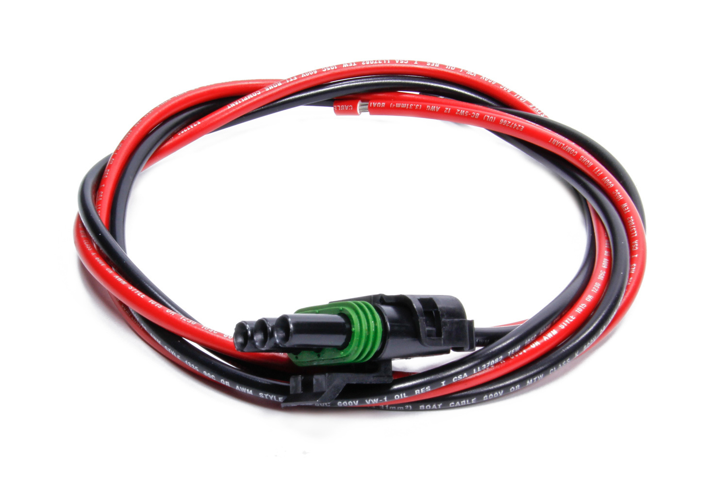 Fast Electronics Wire Harness - Two Pin Battery