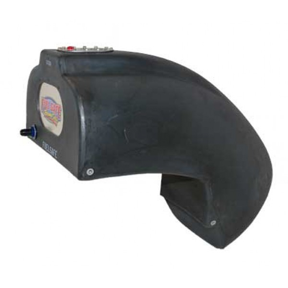 Fuel Safe 30 Gal Comp Dominator Tail Tank Assembly