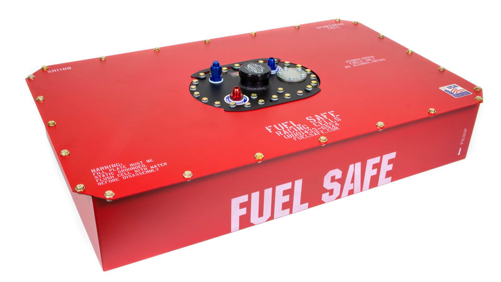 Fuel Safe 18 Gal Sportsman Cell 33.5x20x6.5