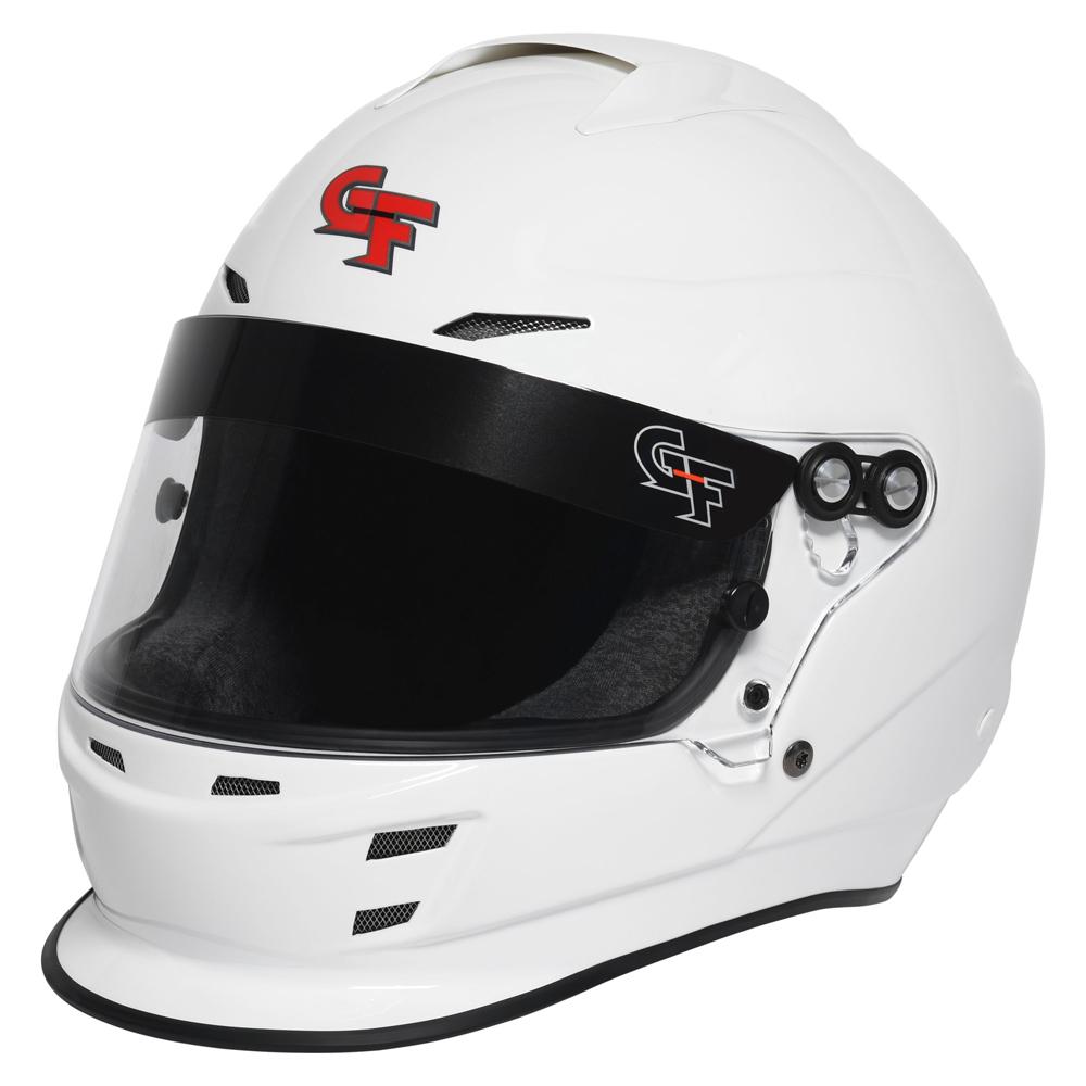 G-force Helmet Nova Small White SA2020 FIA8859