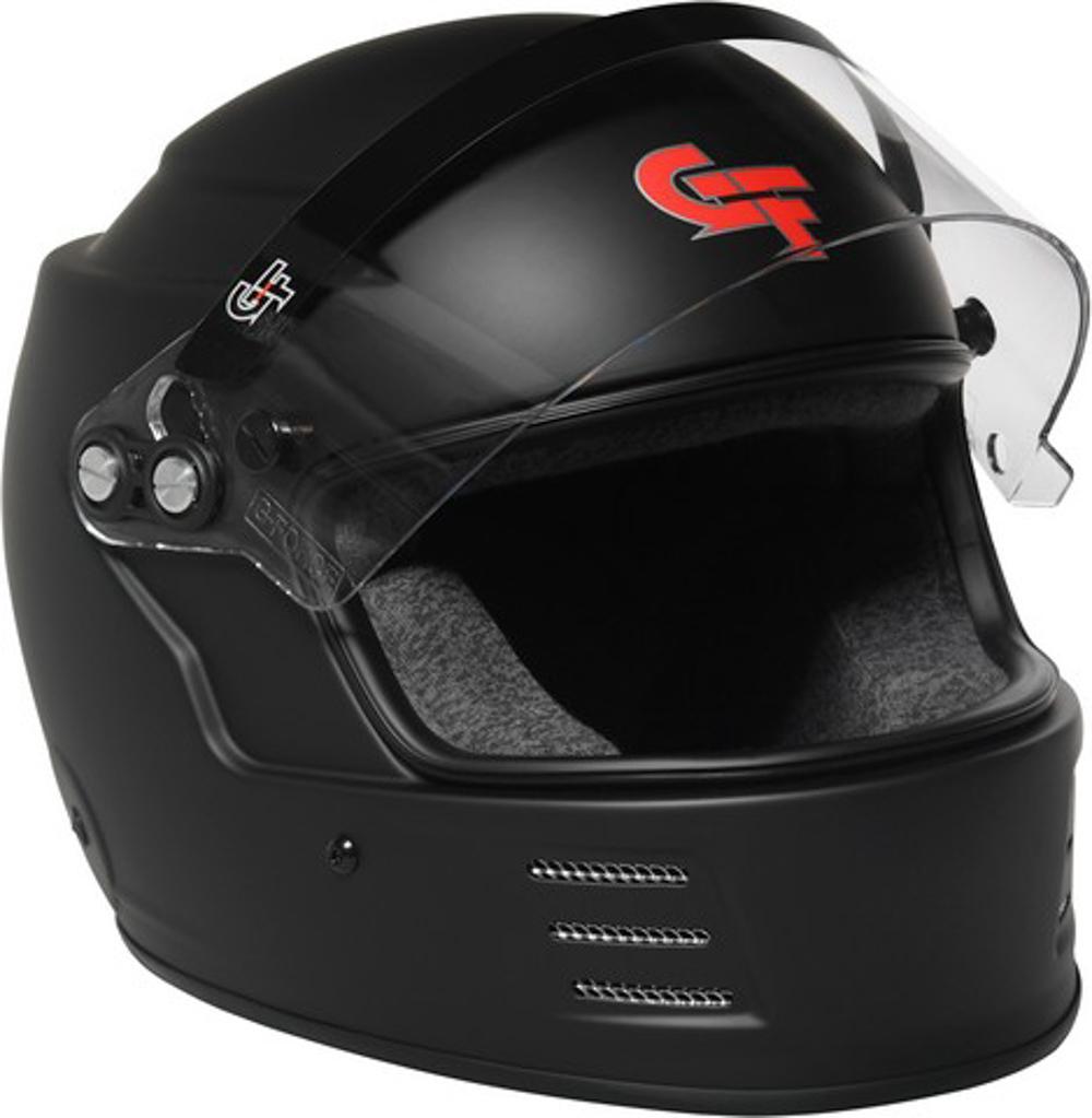 G-force Helmet Rookie Youth Flat Black SFI24.1