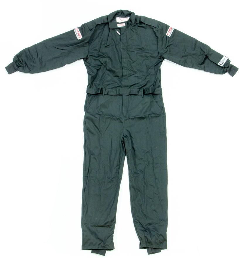 G-force GF125 One-Piece Suit Large Black