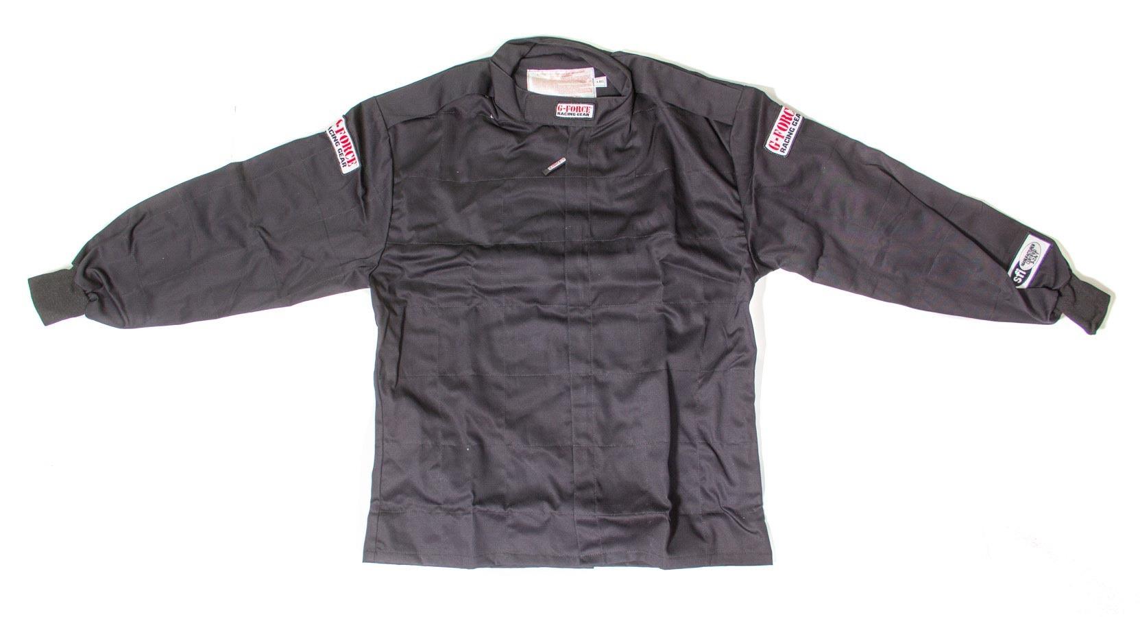 G-force GF125 Jacket Only Large Black