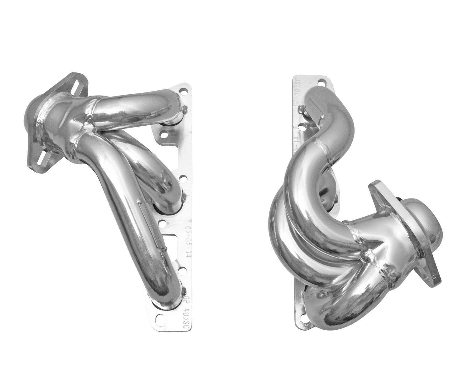 Gibson Exhaust Performance Header  Cera mic Coated