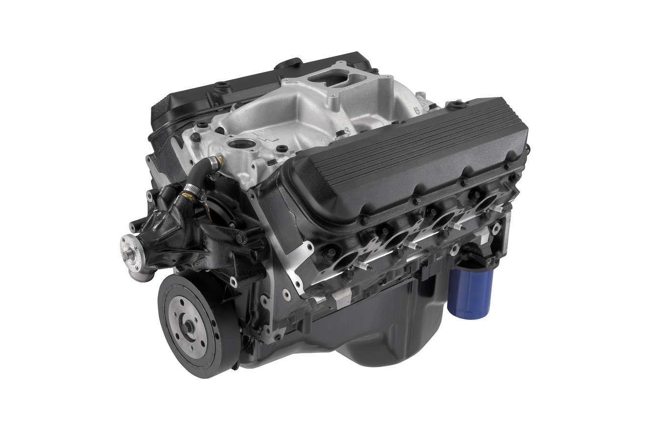 Chevrolet Performance Crate Engine - BBC 502/461HP
