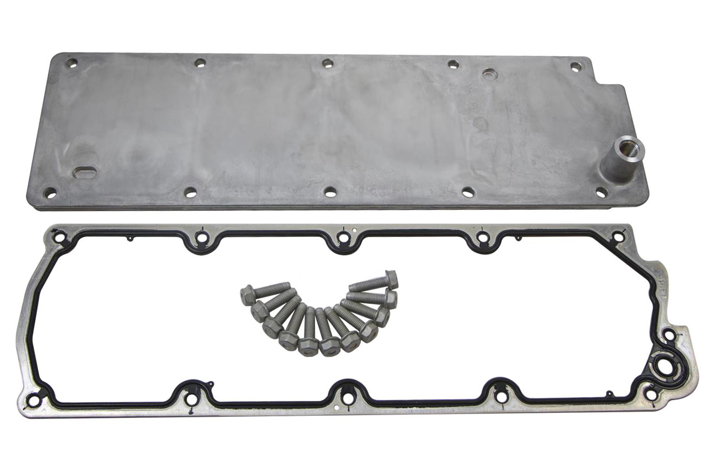 Chevrolet Performance Engine Valley Cover Kit LS2/LS3/LS7 wo/PCV