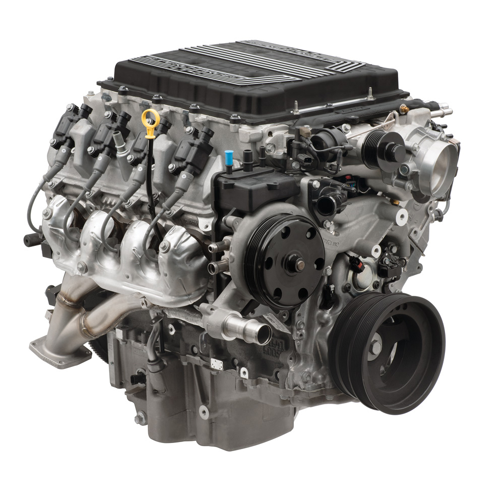 Chevrolet Performance Crate Engine - 6.2L  LT4 Supercharged