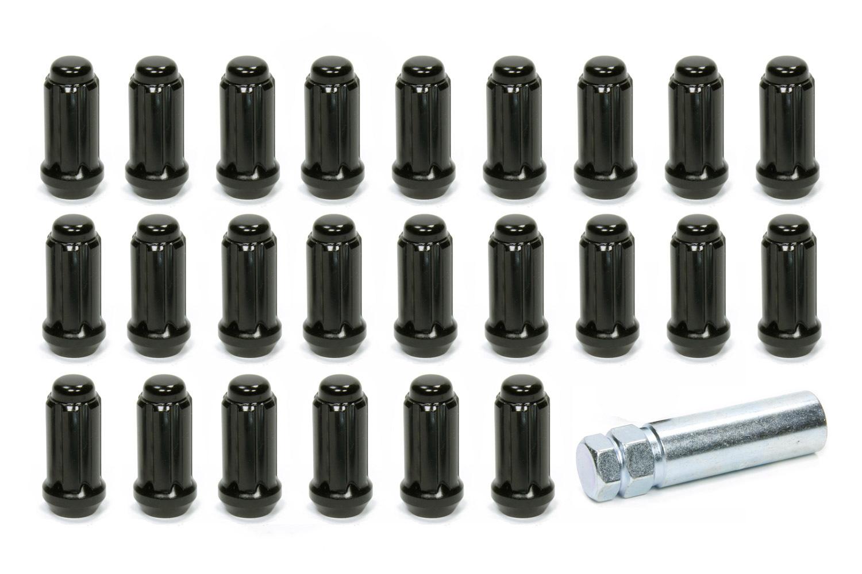 Gorilla 14mm x 2.0 6 Lug Kit Black