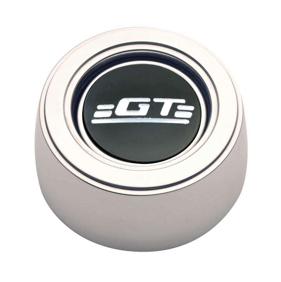 Gt Performance GT3 Horn Button GT Emblem Lo Profile
