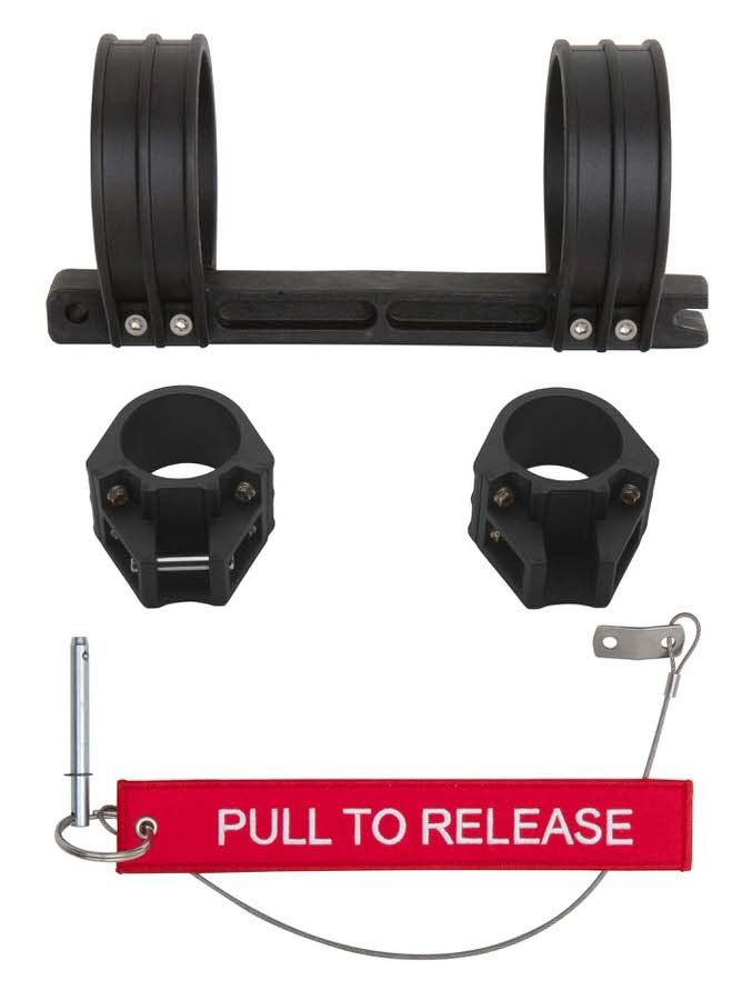 H3r Performance Extreme Duty Bracket For 1-3/4in Tubing