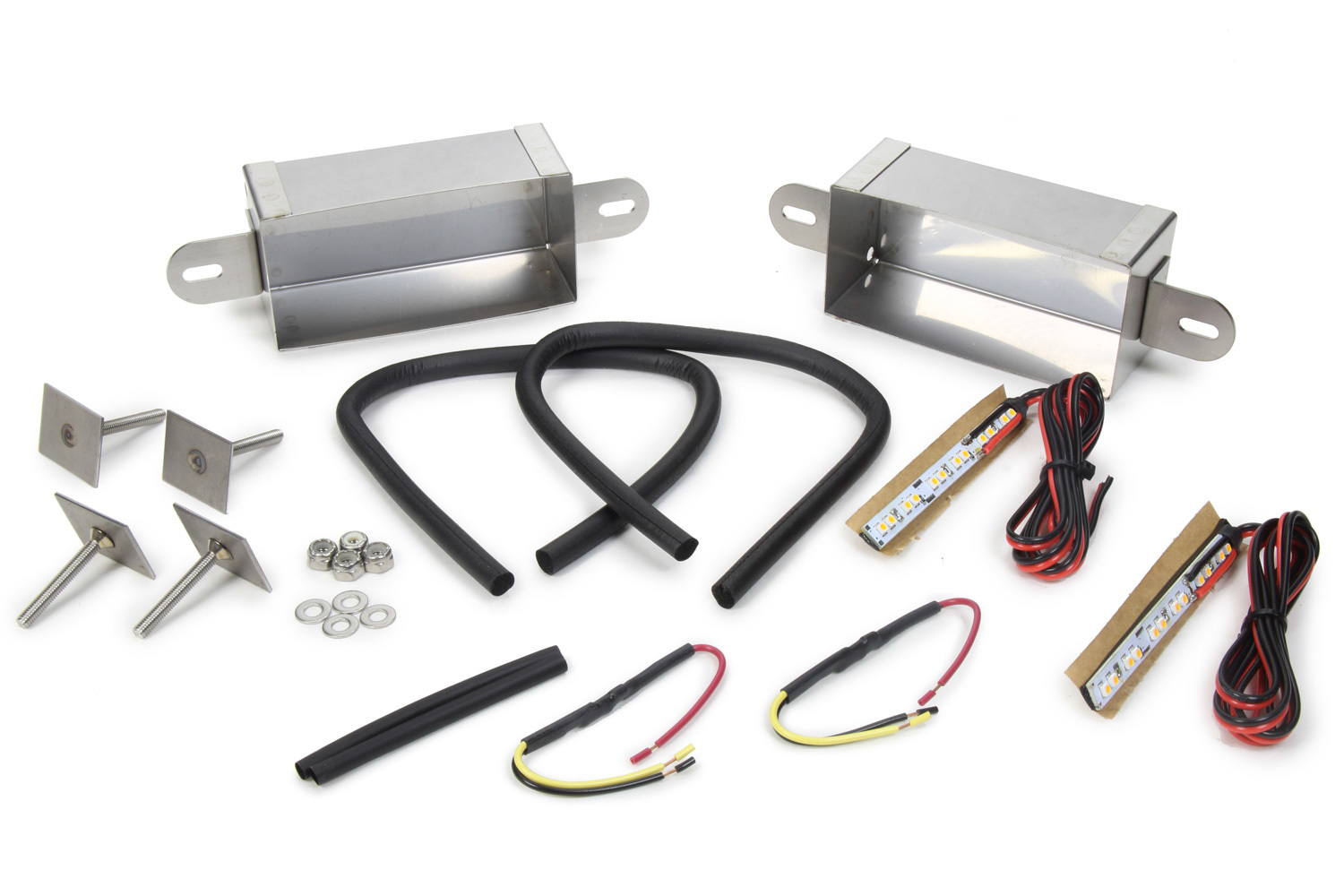 Hagan Street Rod Necessities Replaced By Part #fm04LE DH-A-SGL ROW LED LIGHT B