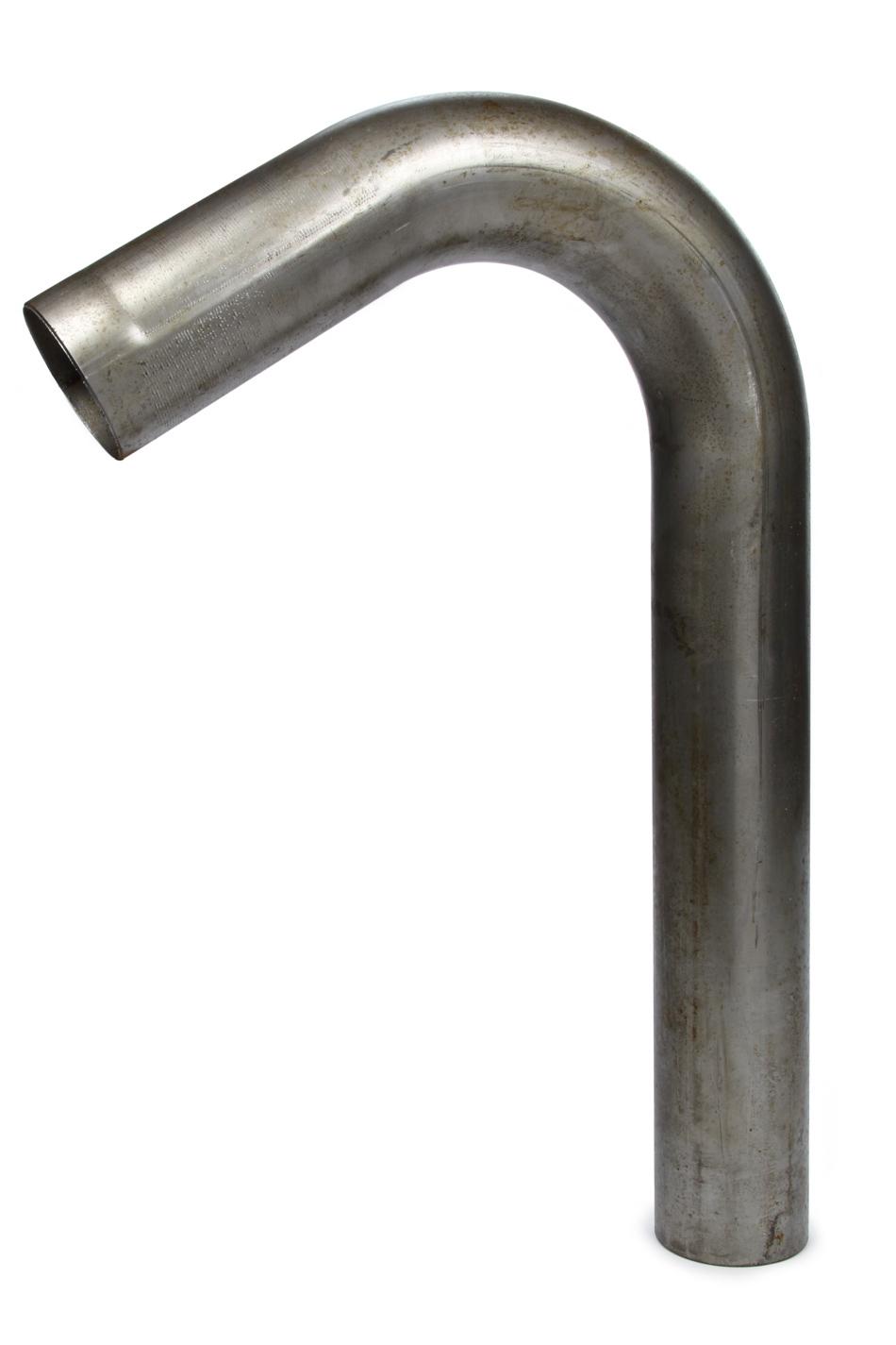 Hedman J-Bend Mild Steel 2.000 x 3in Radius 18 Gauge